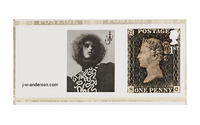 J.W. Anderson campaign image becomes postage stamps