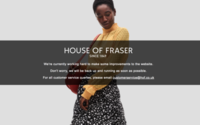 House of Fraser in another PR disaster as it refuses refunds