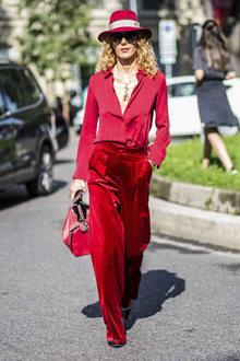 Street Fashion Milan N334