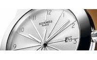 Hermes buys control of Swiss luxury watchmaker