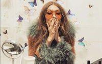 Gigi Hadid'den Maybelline ile Makyaj Koleksiyonu