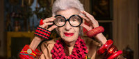 Iris Apfel and Macy's I.N.C team up for fall capsule collection