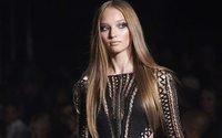 London Fashion Week brings back the center part