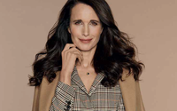 French label Un Jour Ailleurs taps Andie MacDowell for Autumn/Winter ad campaign