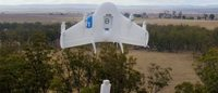 Google aims to begin drone package deliveries in 2017