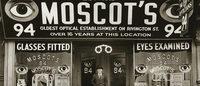 老舗アイウェア「モスコット」がドーバー銀座に タバコカラーなど限定販売