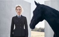 Jennifer Lawrence channels a chic horsewoman in the new Dior campaign
