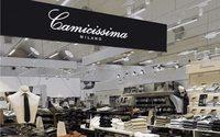 Camicissima debutta nei department store con Sorelle Ramonda