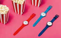 Swatch says profits up in first half