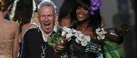 Paris Haute Couture: tra le spose di Gaultier, Naomi è un bouquet