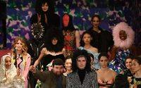 Richard Quinn éblouit la Fashion Week de Londres