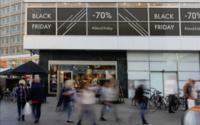 Aktuelle Zahlen zum Black Friday: Handel startet stark ins Cyber-Weekend