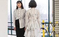 Sophia Schneider-Esleben zeigt Bauhaus-Kollektion auf Neonyt und Innatex