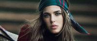 Шарлотта Казираги представляет коллекцию макияжа Gucci