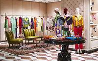 Gucci открыл новый корнер в Москве