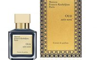 Francis Kurkdjian concentrated 'OUD Satin Mood' in an extrait de parfum