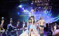Tezenis zeigt Lingerie-Show in Verona