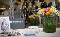 Rich&Royal eröffnet Pop-up-Store bei Breuninger