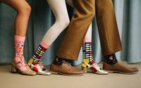 Happy Socks joins forces with the Pink Panther for 60s-inspired capsule