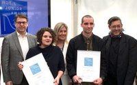 HDS/L: Gewinner der Junior Awards 2018 auf der Gallery Shoes ausgezeichnet