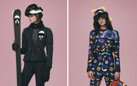 Fendi takes to the slopes with skiwear debut
