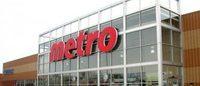 Metro reports sales improvement in Germany