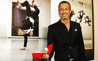 Luís Onofre lança linha masculina de calçado na feira theMICAM