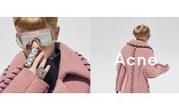 Acne Studio : le fils du directeur artistique visage de la campagne