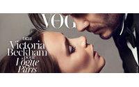 Victoria Beckham: redactora-chefe do número especial de Natal da Vogue Paris