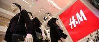 H&M: Umsatz wächst im März um 10 Prozent