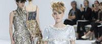 Paris Haute Couture: Chanel, gonne corte e bermuda couture