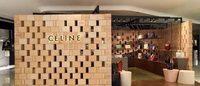Celine在北京开幕全新皮具概念店