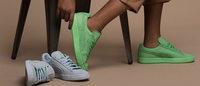 Solange Knowles lança tênis coloridos com a Puma