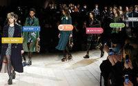 """Como os médias sociais revolucionam a moda com o """"See now, buy now"""""""