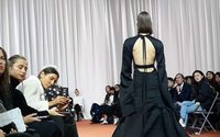 Ellery takes first steps in couture