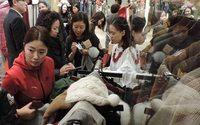 La alpaca peruana se hace a una tienda exclusiva en China