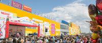 В Пскове официально заработал ТРЦ «Акваполис».