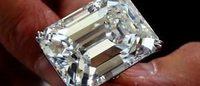 Sotheby's espone a Dubai il diamante da oltre 100 carati