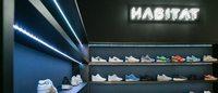 Apre Habitat, il concept store di sneakers limited edition