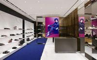 Giuseppe Zanotti opens Singapore flagship store