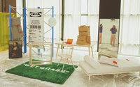 Buzz builds around November's Virgil Abloh collection for Ikea