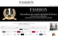 FashionJobs.com : meilleur site de recherche d'emploi spécialisé en France
