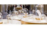В ГУМе открылась выставка женских часов Omega