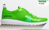 Pantone lanza su línea de calzado en España