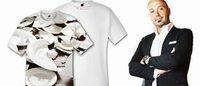 T-shirt tra arte e gusto a sostegno del progetto 'Mani Tese'