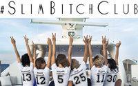 #SlimBitchClub провел первый мастер-класс в Podium Market