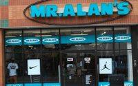 L'enseigne allemande de sportswear Snipes rachète l'américain Mr. Alan's