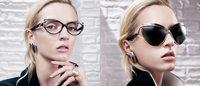 Dior lança óculos inspirados nos anos 1990