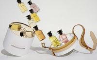 Louis Vuitton parfümlerini tanıttı