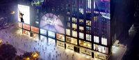 Galeries Lafayette está para estabelecer-se em Moscou
